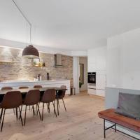 Stylish two floor apartment in vibrant Nørrebro