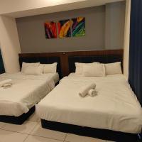 HMsuites Homestay, hotel near Kota Kinabalu International Airport - BKI, Kota Kinabalu