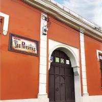 Hostal Las Puertas, hotel in Santa Ana
