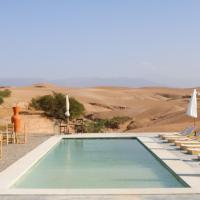 Emeraude Luxury Camp, hotel in Agafay