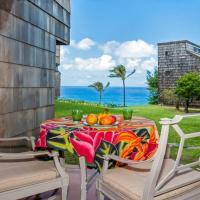 Sealodge F1 - ocean views + ground floor convenience, cute inside, affordable