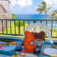 Sealodge J9-top floor with oceanfront views, beach gear, private lanai, pool