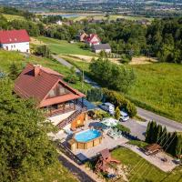 Willa Sulimówka dom z wyjątkowym klimatem SPA&Wellness, hotel in Zakliczyn