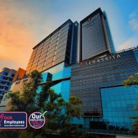 Teraskita Hotel Jakarta managed by Dafam, hotel near Halim Perdanakusuma Airport - HLP, Jakarta