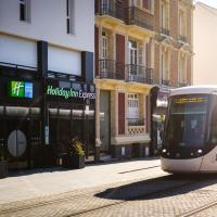 Holiday Inn Express - Le Havre Centre, hotel in Le Havre