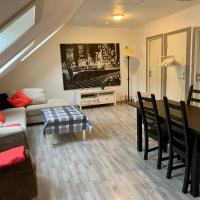 Lovely 4 bedr apartment mid in Bergen