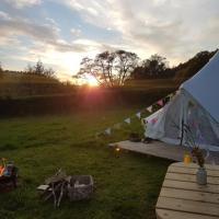 Panpwnton Farm Bell Tents