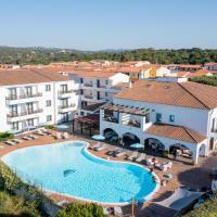 Hotel La Funtana, hotell i Santa Teresa Gallura