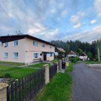 Ubytování u lesa, hotel near Karlovy Vary International Airport - KLV, Karlovy Vary