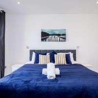 Deluxe 1 Bedroom St Albans Apartment - Free Wifi & Parking