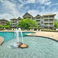 Lakeside Talladega Condo Dock and Boat Launch!, hotel in Talladega