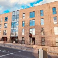 1 Bedroom Apartment at SA Booking Serviced Accommodation Salford - Free WiFi