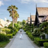 Pullman Sanya Yalong Bay Villas & Resort, отель в Санье