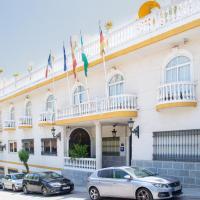 Hotel Hidalgo, hotel en Martos