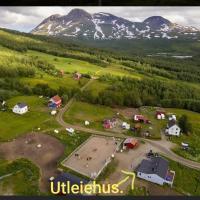Artisk gårdshus Stall Holtaas
