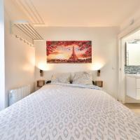Le Cottage de Montmorency - Studio Le Rosier -, hotel in Deuil-la-Barre