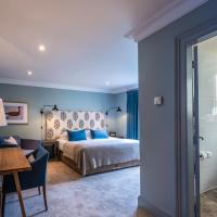 The Crown Inn, hotel in Stoke-by-Nayland