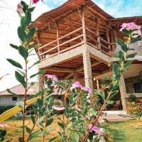 Villa Roca - Casa de Playa, hotel em Ayampe