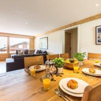 Modern 3-Bed ski summer Apartment Verbier Swiss