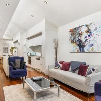 Modern 2-Bed House with Picnic Patio near Stadiums