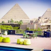 Regency Pyramids View