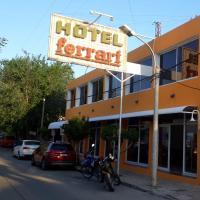 Hotel Ferrari, hotel en Mina Clavero
