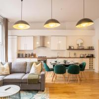 Luxe Haven 3 Bed Apartments With City View Shoreditch by Opulent