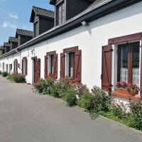 La longére fleurie, hotel in Cucq