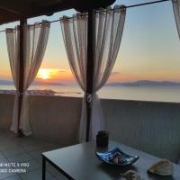 panoramic view little maisonette, ξενοδοχείο στη Σκάλα