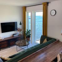 New Åkrahamn coast house