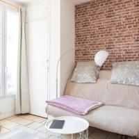 COSY apartment for 2 in Paris