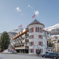 Turmhotel Victoria, Hotel in Davos
