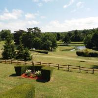 2 pièces, vue d'exception sur le golf d'Houlgate