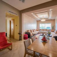Luxurious Apartment Nouacer Near the Airport with Garden View