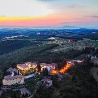 Villa S.Andrea, hotell i San Casciano in Val di Pesa