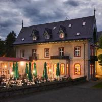 Hotel Mezní Louka, hotel v Hřensku