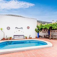 Awesome home in Rute with Outdoor swimming pool, WiFi and 3 Bedrooms