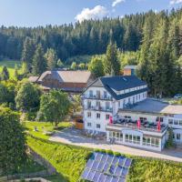 Familienhotel Berger, hotel in Sankt Jakob im Walde