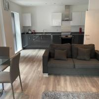Luxury two bedroom apartment in woolwich