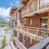 Victoria Lodge, Friendly Hotel, hôtel à Val d'Isère