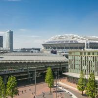 Hampton By Hilton Amsterdam Arena Boulevard, hotel i Amsterdam