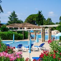 Résidence Pierre & Vacances Les Parcs de Grimaud、グリモーのホテル