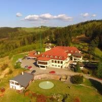 Vyhlídka Resort, hotel a Náchod