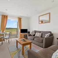Surf Deck - Lovely Apartment, Spectacular Coastal Views, Short Walk to Beach