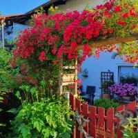 Ferienwohnung Tiroler Auszeit, hotel in Hofen