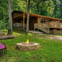 Centerpoint Trail Cabin- Perfect hiking just steps away