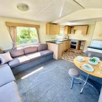 Highfield grange caravan