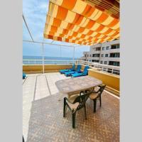 Apartamento Frontal, 1a línea de playa, Marina Dor