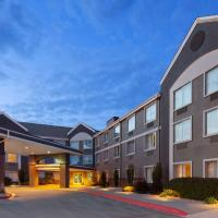 Best Western Holiday Manor, hotel in Newton