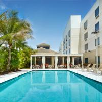 Hilton Garden Inn West Palm Beach Airport, hotel near Palm Beach International Airport - PBI, West Palm Beach